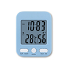 Digital Alarm Clock with Thermo-Hygrometer and Calendar