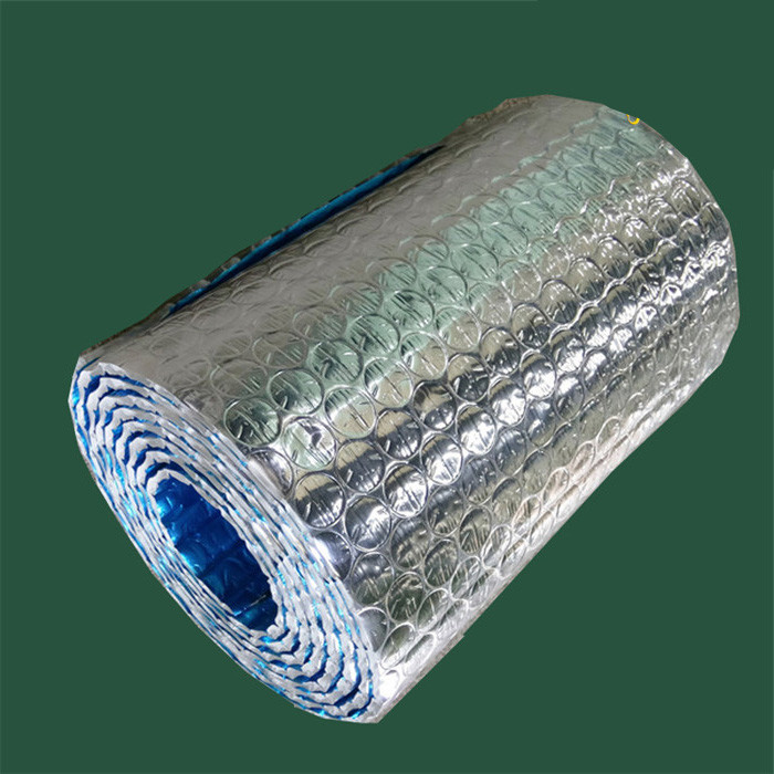 best quality reflective aluminium bubble foil xpe heat insulation/insulation material