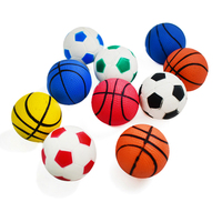 High sports ball kids toy rubber bouncy ball
