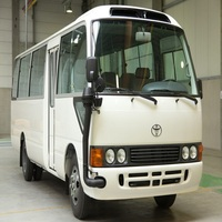 USED LHD/RHD-SUPERVISED TOYOTA COASTER BUS 2010 2011 2012 2013 2014 2015 2016 2017 2018 2019