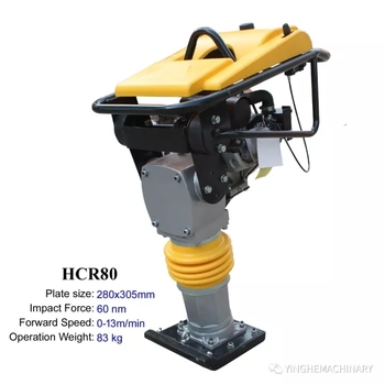 Factory Direct Supply Tamping Rammer
