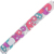 Polyester double layer santa snowman silicone baby pacifier clip rope for pacifier clips