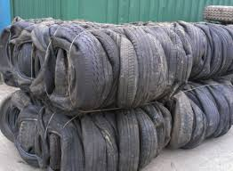 Used Tyres Scrap , Waste Recycled Tire Rubber Scrap/Used