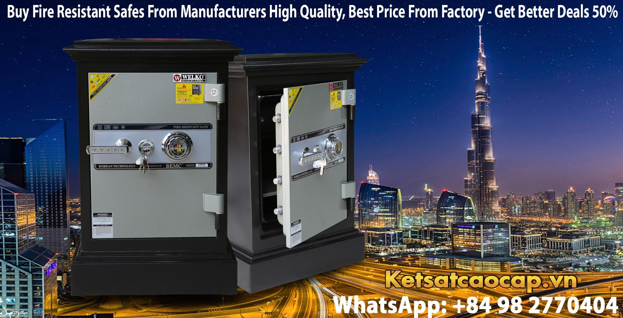 Home Safes High Quality Price Ratio