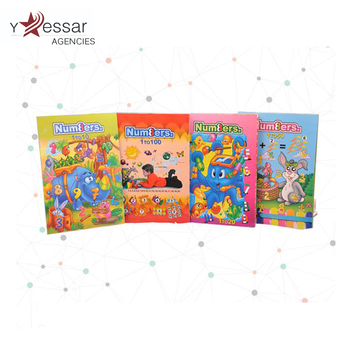 Best Quality English Learning Book for Kid with Colorful Images