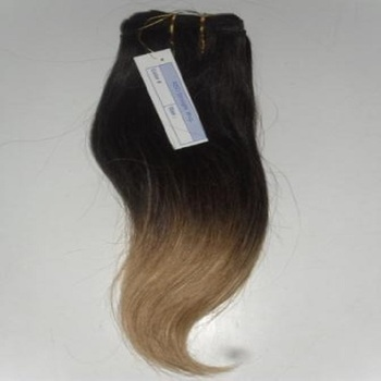 100% Unprocessed Virgin Hair Wholesale Two Tone Hair Weave Bundles