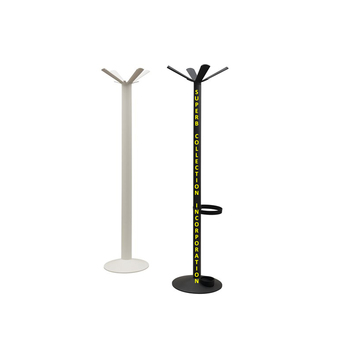 Coat Stand White and Black Luxury Coat Stand