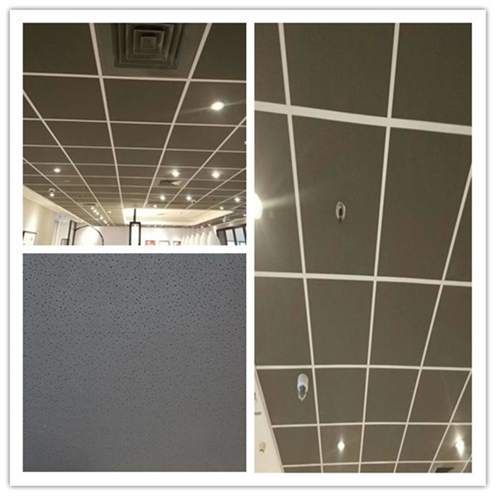 commercial acoustical ceilings   Mineral Fibre Panels