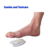 Foot Care Product For Forefoot Pressure Relief Silicone Cushion