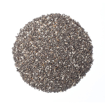 Organic Certified White Chia Seeds also Black Chia Seeds