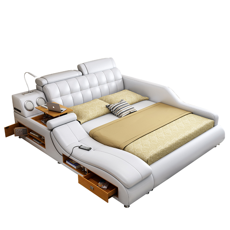 New Multiple Function King &amp; Queen Size <strong>Bed</strong> with Mattress
