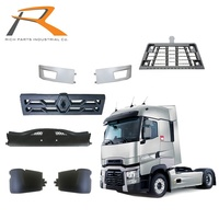 Truck Bumper, Mirror, Grille Made in Taiwan European Truck Body Parts for Renault Premium Magnum Midlum Kerax