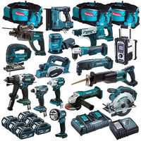 Free Shipping For Makitas LXT1500 18-Volt LXT Lithium-Ion Cordless 15-Piece Combo Kit / power tool / cordless drill