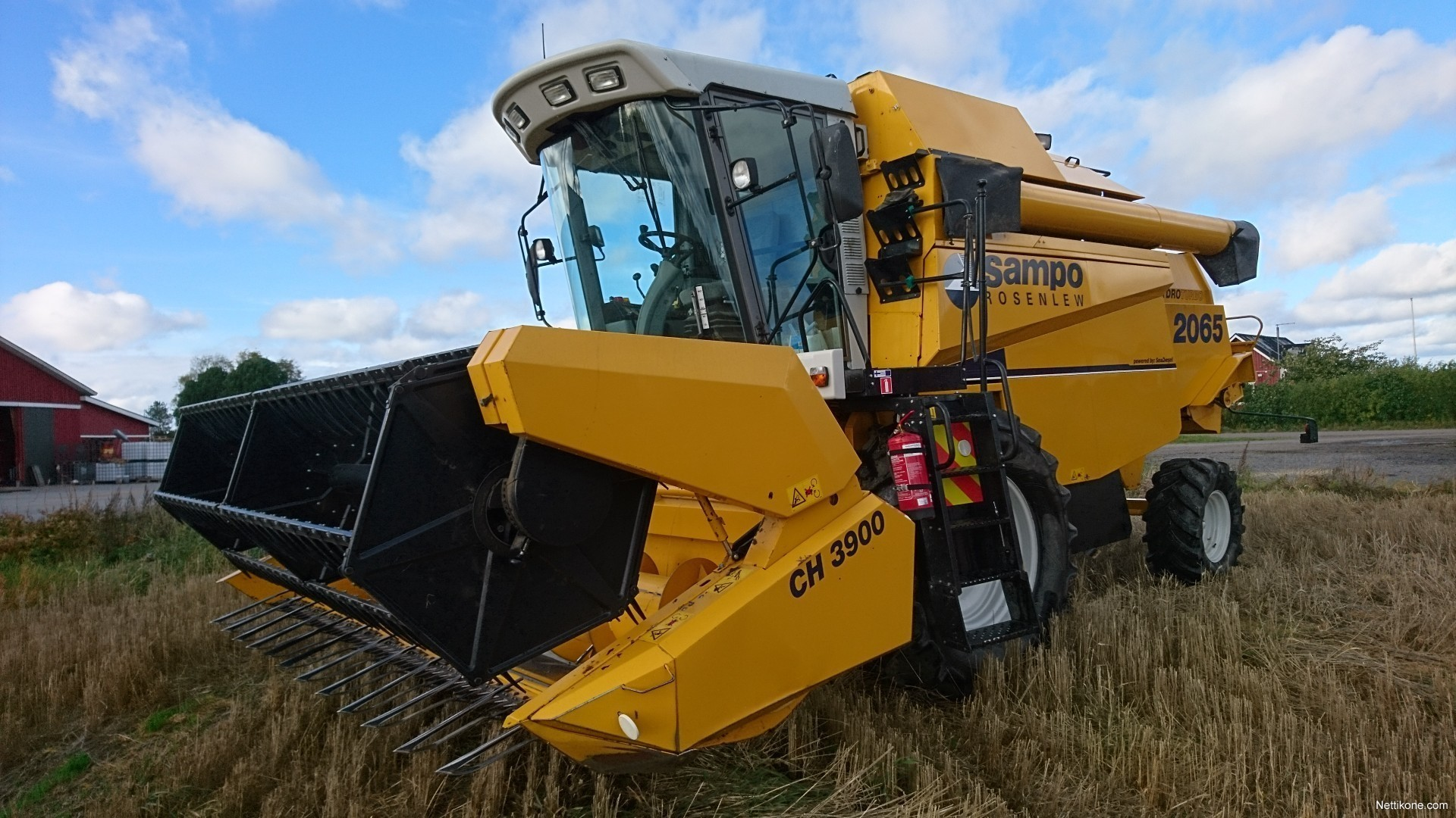 2002 SR 2085 TS Agricultural Combine Harvester For Sale