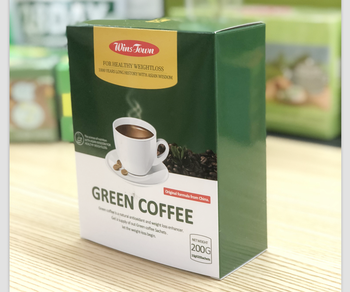 slimming green coffee hot sale in Africa