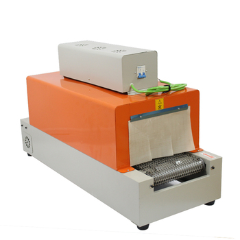 Carton Box Shrink Wrapping Machine Plastic Bottle Shrink Packing Machine Heat Shrink Machine