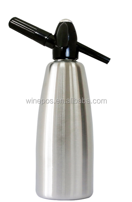 stainless steel soda siphon, SS soda siphon