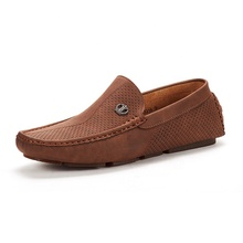 Latest Flat Loafers Moccasins dress <strong>shoes</strong> for men