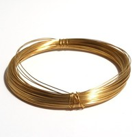 C69430 SILICON RED BRASS WIRE