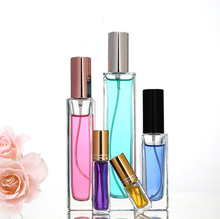 Wholesale new products 10 ml 20ml 30ml square perfume spray bottles empty 50ml refillable perfume glass bottle <strong>100</strong> ml
