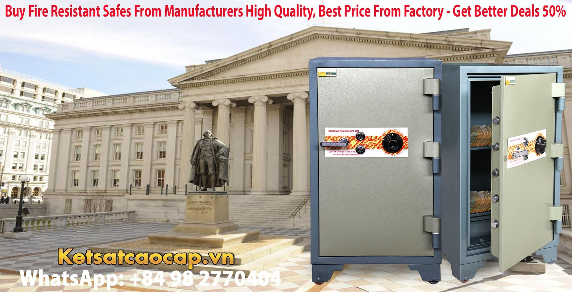 Safe Deposit Box Manufacturers & Suppliers