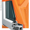 70 series 60 series PVC/UPVC windows extrusion plastic profiles