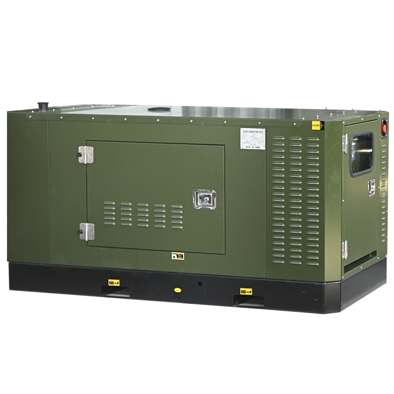 New design 8kw portable diesel generator 3 phase alternator silent electric generator Cheap price for sale Custom Made