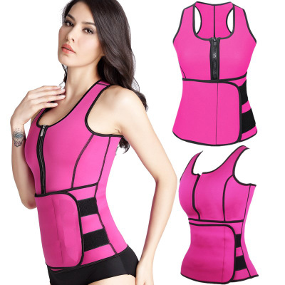 Hot Sale Quick Sweating Neoprene Waist Trainer Corset for Women Lose Weight