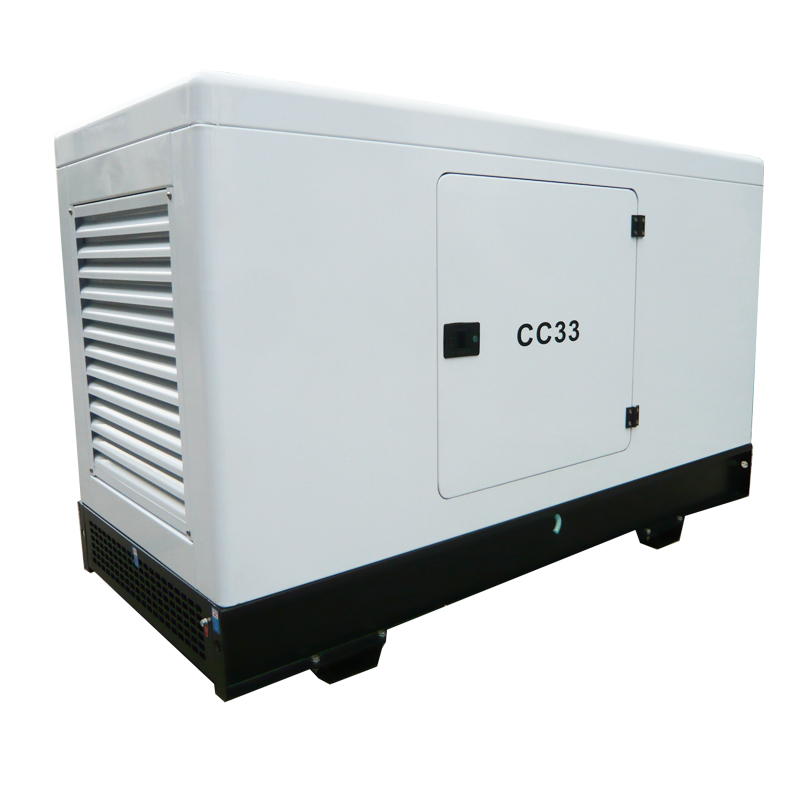 factory price! 20kva 30kva 50kva 3 phase alternator silent diesel generator set