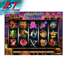 Astro 9 lines video slot <strong>game</strong> Arabian nights slot <strong>game</strong> for casino machine
