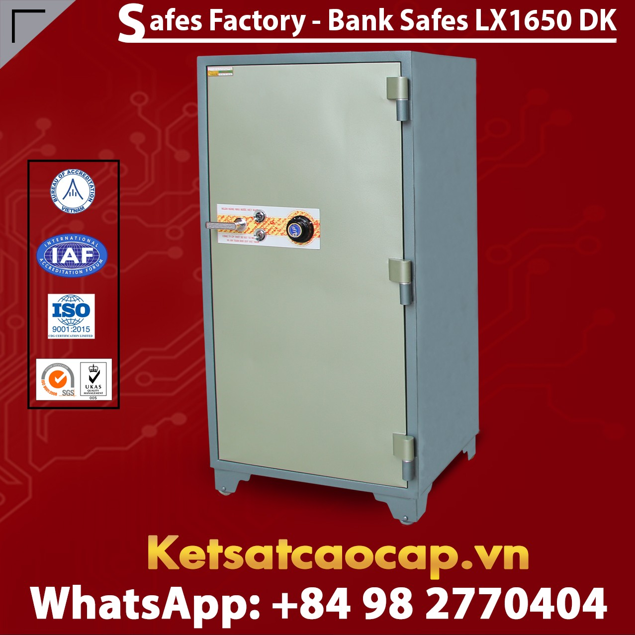 Safe Deposit Box Manufacturing Facility