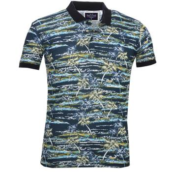 Tree Priny Polo Slim Fit Custom Sports Polo Shirts for Men polo