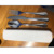 Food Grade Stainless Steel Straws with Filter Spoon, Cutlery Set