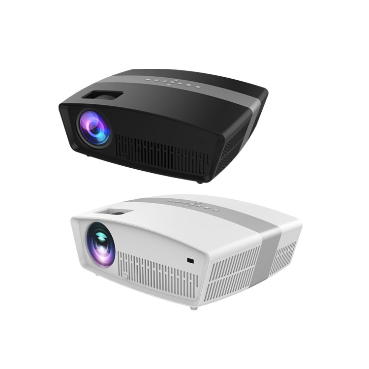Made in China cheap 1080p native resolution usb powered led video projector