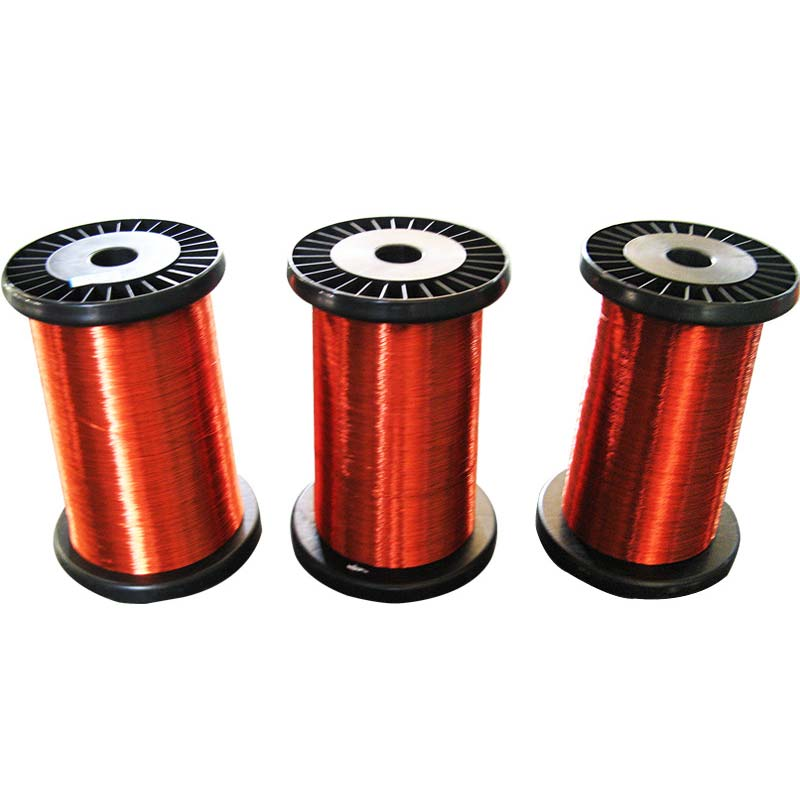 High quality enameled <strong>copper</strong> round wire materials for rewinding motors