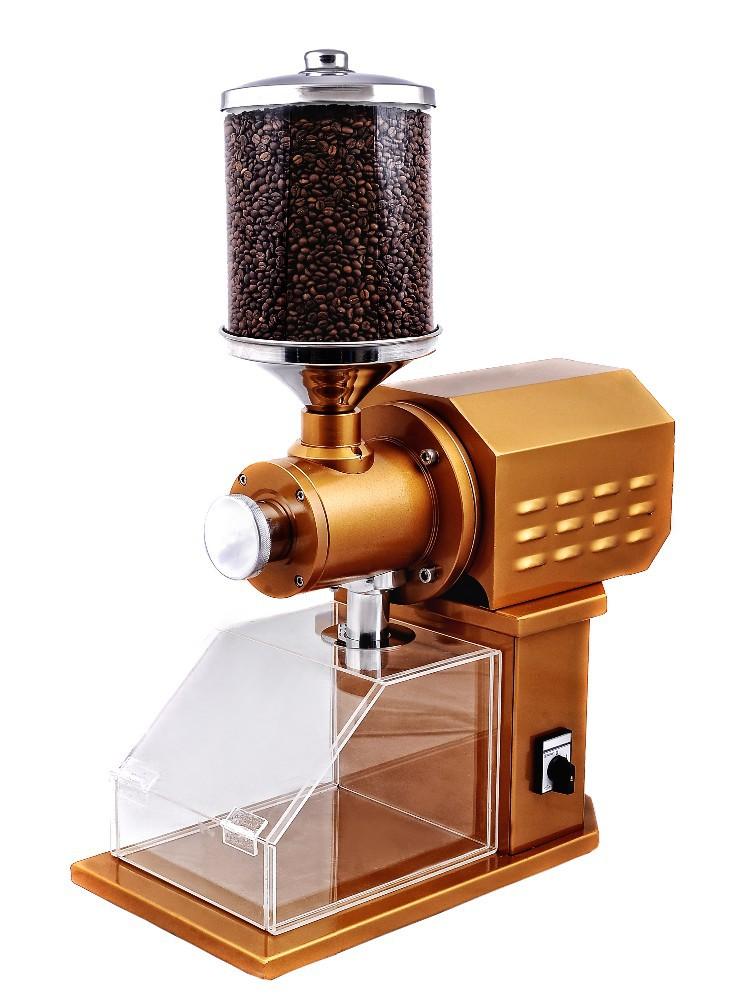 Antique Brass Turkish Coffee Grinder