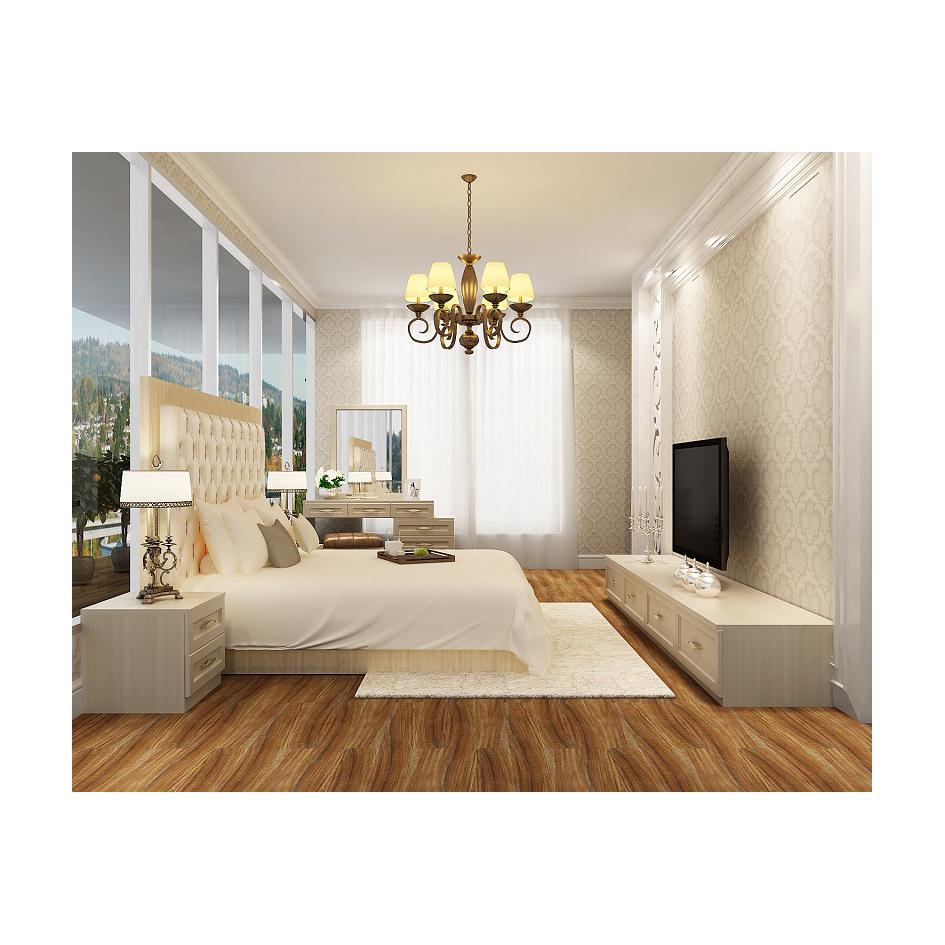 Indonesia project 5 star hotel luxury bedroom set modern furniture design