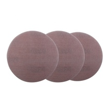 SATC 5&quot; Aluminum Oxide Abrasive mesh grip disc with Hook and Loop grit <strong>120</strong> for glass polishing