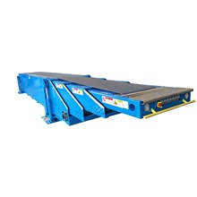 Industry material conveying equipment wide application mobile belt conveyors