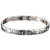Noproblem choker charm unicorn germanium tourmaline jewelry silver bead bracelets bangle