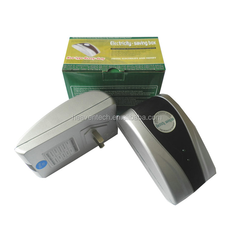 90V-250V <strong>Electricity</strong> Saving Box, 30% Power Energy Saver Saving Device for Household Office Market Factory