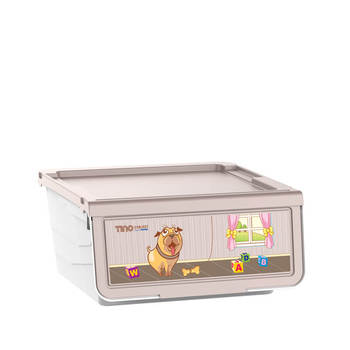 best sales 2019 low cheap price easy use Plastic Drawer Cabinet TINO No.0818 Duy Tan Plastics made in Vietnam 100%  new design