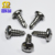 Replaces Bi-Metal Special Stainless Steel Fastener No Rust Self Drilling Outdoors Screws