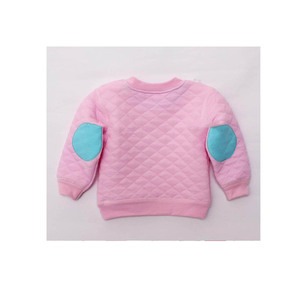 Hot sale Spring Autumn kids sweatshirt baby girl clothes hoodies pullover pink cotton Long Sleeve T shirt>>Baby Coats & outwear