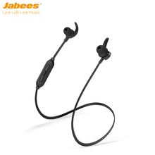 Jabees Stereo Bluetooth Earphone &amp; Headphone with Selfie <strong>Remote</strong> Shutter Magnetic Switch System Wireless Headset