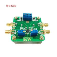 Taidacent OPA2725 Common Mode Rejection Ratio 94dB Bandwidth 20M 120dB open Loop Gain Amplifier CMOS Operational Amplifier