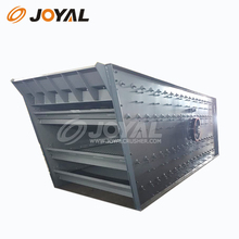 JOYAL vibratory separators Circular Motion Vibrating Screen