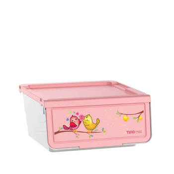 best sales 2019 Plastic Drawer Cabinet TINO No.0818 Duy Tan Plastics made in Vietnam 100%  new design