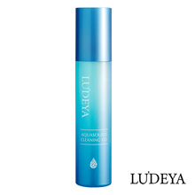 Taiwan Luxury LUDEYA Skin Care Brand Gentle Cleansing Milk Face Wash Gel Facial Foam Stick Pore Cleanser for Face Soap 30ml
