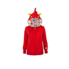 Winter both sides long down cotton coat long sleeve girls wear coat thick child Supplies & Product